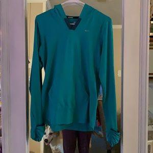 Nike Running Dri-Fit hoodie pull over